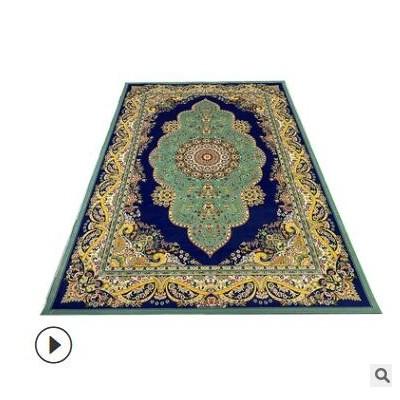 地毯地垫客厅卧室床边浴室地毯儿童地毯爬行垫欧式古典土耳其风格