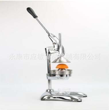 厂家手动铝合金304不锈钢大号果汁压汁柠檬橙子石榴商用榨汁机