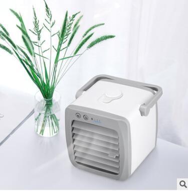 迷你电风扇制冷小型空调扇 办公室家用 冷风机 宿舍风扇