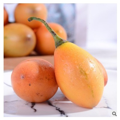 云南特产新鲜大树番茄洋番茄时令果蔬傣味调料蔬菜蕃茄西红柿批发