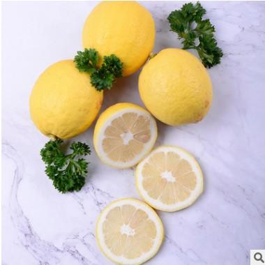 云南新鲜水果黄柠檬美味皮薄多汁农家果园当季现摘现发散装柠檬