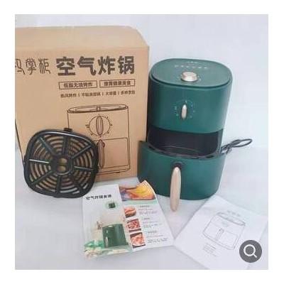 冯掌柜3.5L定时空气炸锅不用油自动炸鸡翅薯条电炸锅