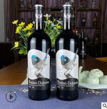 法国红酒干红葡萄酒源头直供批发零售支持代发OEM定制博蒂威