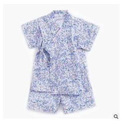 宝宝衣服夏婴儿服装新生儿baby set小童日系居家服套装短袖童装