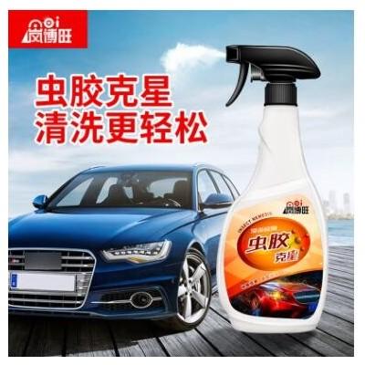 500ml虫胶去除剂 树脂清洁剂汽车漆面强力除污鸟粪虫尸飞虫克星
