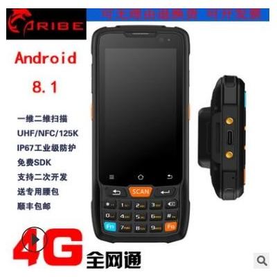 PL-40L Android7.0 WIFI蓝牙GPRS GPS RFID 条码枪PDA
