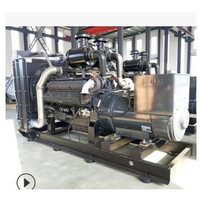 250kw上海柴油发电机组 上柴柴油发电机组 厂家标准配置