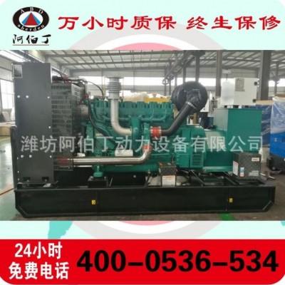 潍坊300kw柴油发电机组 300kw千瓦纯铜柴油发电机 潍坊发电机