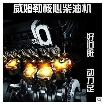 200KW应急发电机组有刷全铜柴油发电机设备大功率柴油发电机组